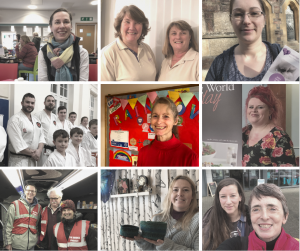 A montage of some of the community groups in Ivybridge