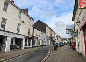 Ivybridge main street